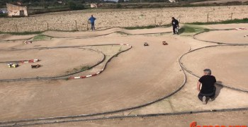 Resultados y vídeos - Ultima prueba Camp. de Mallorca 1/8 TT Eco