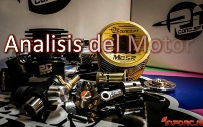 Video - Mostrando el interior del RC Concept MC5R. Por Jose Corral.