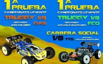 5 de Febrero - Carrera de Truggys y Buggys en Club RC La Nucia