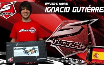Ignacio Gutierrez, nuevo piloto para el equipo SWorkz España