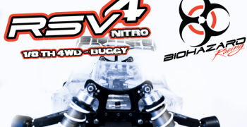 RSV4 Nitro, el coche de Biohazard, el nuevo proyecto de Bergonzoni. Fotos
