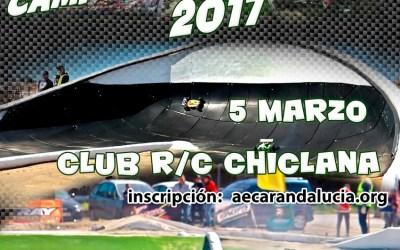 5 de Marzo - Comienza el Campeonato de Cádiz 1/8 TT Gas 2017 en el Circuito Joaquín Macías