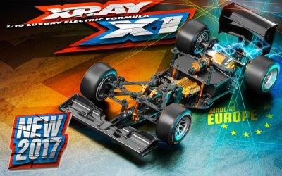Nuevo XRay X1 2017 ya disponible en RC World