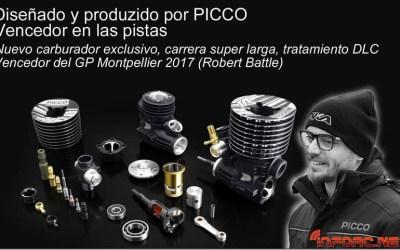 El nuevo Picco V1 Team DLC, el motor de alta competición de Picco