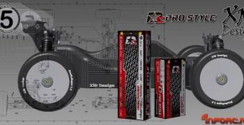 RC Prostyle colaborará con XM Design en el desarrollo de su coche rc.