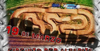 19 de Marzo - Primera prueba Zona norte 1/6 TT 2017