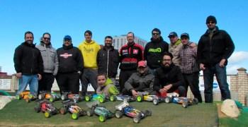 Resumen - Carrera en el Club Rueda Loca