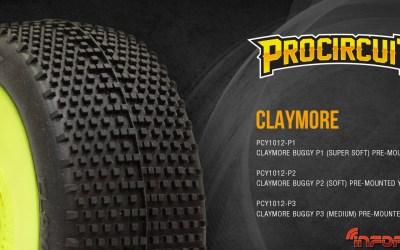 Claymore completa la nueva gama de ruedas ProCircuit