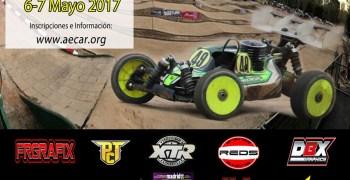 6 y 7 de Mayo - Campeonato de Madrid 1/8 TT Gas 2017 en Fuencarral