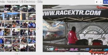 Galería de fotos - Campeonato de España 1/8 TT Eléctrico, Silla