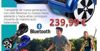 Hobby Macias - Oferta en Smart Balance Wheels