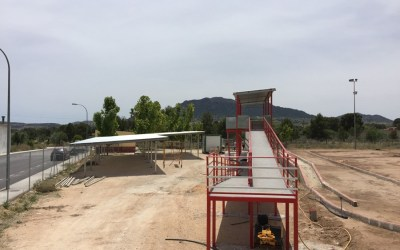 Fotos - Nuevo circuito RC Sax en Alicante.