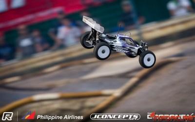 Video - Final buggy de la Philippine Masters 2017. Victoria para Tessmann en ambas modalidades