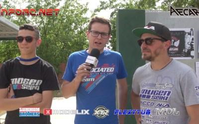Video - Paseo por el paddock en Fuencarral, segunda prueba del Nacional 1/8 TT Gas