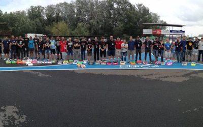 Crónica - Primera carrera del Campeonato de España GT. Por Sergio Alonso