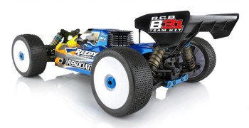 Modelspain - ¡Reserva ya tu Associated RC8B3.1 Team Kit nitro o eléctrico!