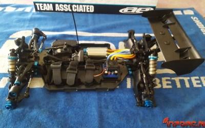 Unboxing y montaje - Nuevo Asso RC8 B3.1e Por Lluis Franquesa