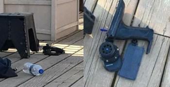 Ryan Maifield pierde los estribos y revienta su emisora contra el suelo