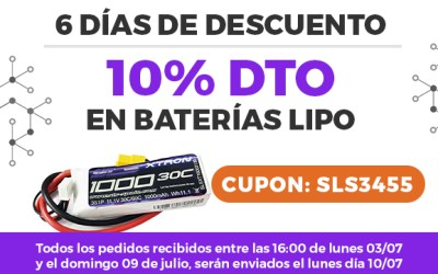 10% de descuento en SLS Spain hasta el Domingo 9