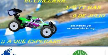 9 de Julio - Open local en Chiclana, circuito Hobby Macías