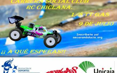 9 de Julio - Open local en Chiclana, circuito Hobby Macías