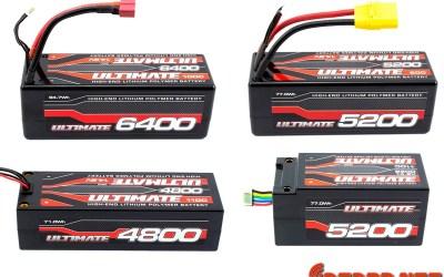 Ultimate presenta su nueva gama de baterías 4S