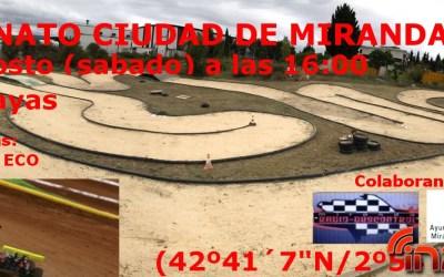 12 de Agosto - Noveno Campeonato Ciudad de Miranda de Ebro