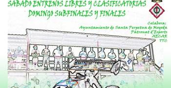 23 y 24 de Septiembre - ¡Vuelve el Campeonato de España A 1/8 TT Gas 2017!