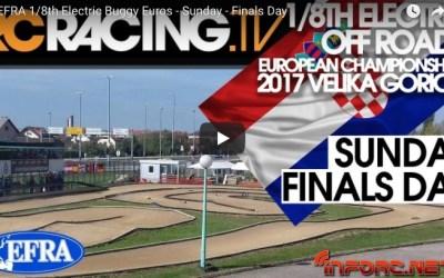 Video en directo - Mangas y finales del Euro 1/8 TT-E en Croacia. Seguimiento del día AQUÍ.