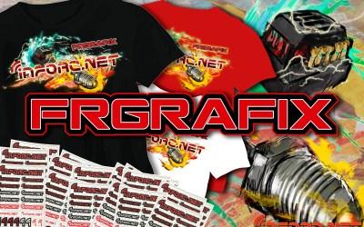 Frgrafix, nuevo colaborador de infoRC.net, especialistas en personalización, ropa y stickers