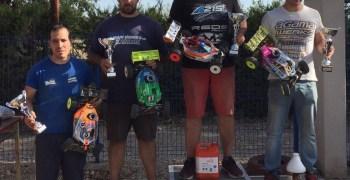 Dani Vega se lleva la sexta prueba de Castilla y León, David Bárcena el campeonato absoluto