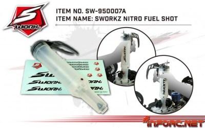 Sworkz presenta su nueva pistola de repostaje de accionamiento vertical