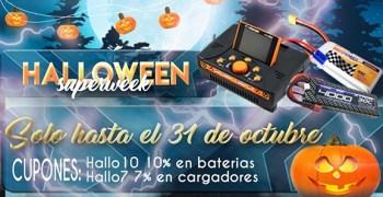 Descuentos de 10% en baterías y 7% en cargadores en SLS Spain