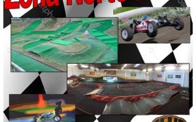 Tracker - Triangular 1/10 TT Zona Norte. Logroño, Bilbao y Vitoria