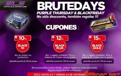 Black Friday en SLS Spain. No solo descuentos ¡También regalos!