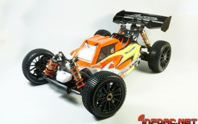 SWorkz Apollo, RTR brushless ya disponible. Fotos y especificaciones