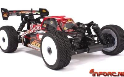XTR Racing distribuye para España los nuevos RTR 1/8 Ming Yang