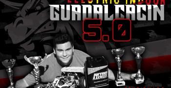 Juan Carlos Guerrero y Alejandro Perez, confirmados para la Guadalcacin Indoor 5.0