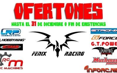 Ofertones en RC Machines ¡Hasta el 31 de Diciembre o fin de existencias!
