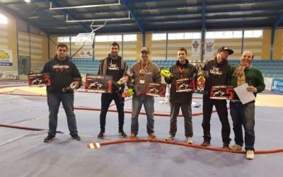 Resultados Guadalcacín Electric Indoor 5.0, fin de carrera.