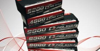 RC Pro Style presenta su nueva gama de baterías 2018