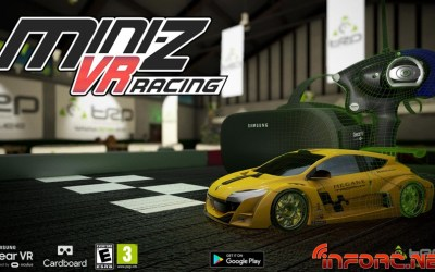 TRP presenta Mini-Z VR Racing, RC en realidad virtual. Video teaser