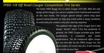 Cougar, la nueva rueda multiusos de TPro