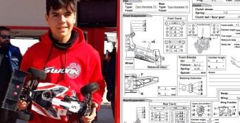 Setup del SWorkz de Carlos Cano para el Campeonato de España B en Sax