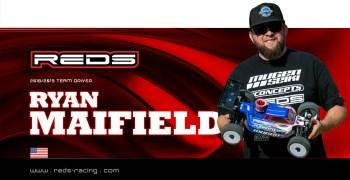 Ryan Maifield continua con REDS Racing