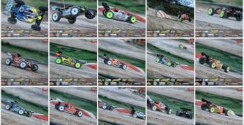 Neo 18 - Video de Semi A, Semi B, repesca y galería de imágenes