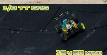 19 y 20 de Mayo - Segunda prueba del Campeonato de Cádiz 1/8 TT Gas