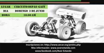 3 de Junio - Segunda prueba Campeonato social de Euskadi