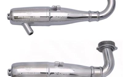 REDS Racing presenta los nuevos escapes con sistema X-One