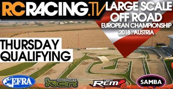 Video en directo - Campeonato de Europa Gran Escala Off Road